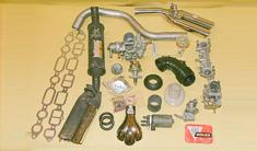 Sprit / Abgasanlage